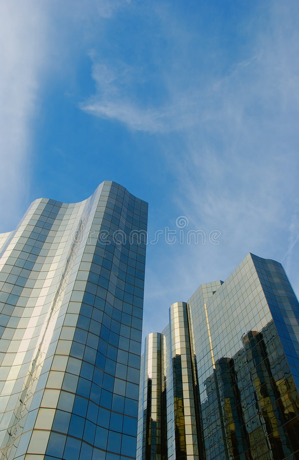 Buildings royalty free stock image