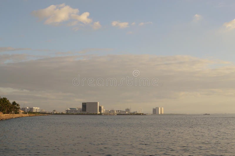 Download Buildings-afar stock illustration. Image of asia, water - 23609553