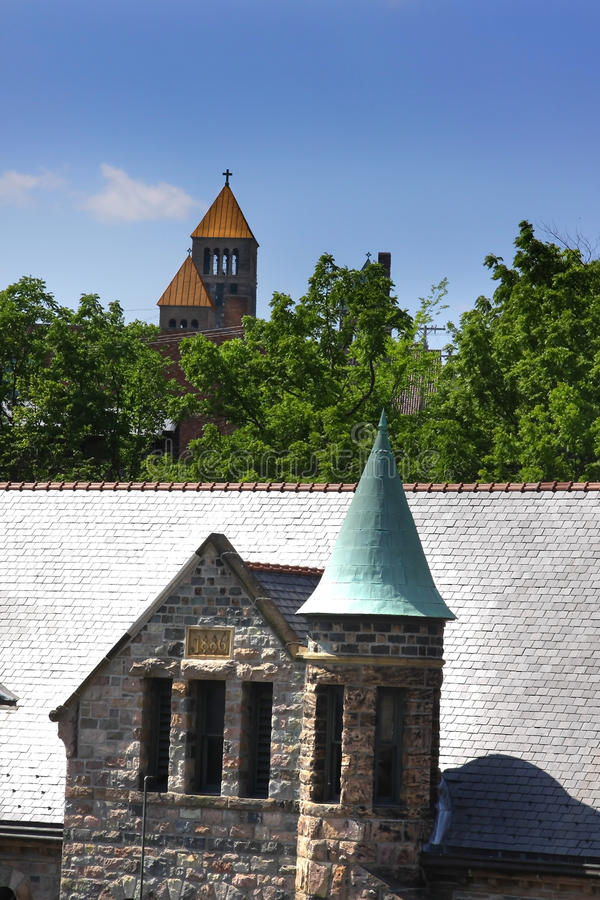 Download Buildings In Ann Arbor Michigan Stock Photo - Image: 10599926