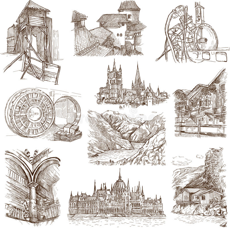 Buildings and architecture