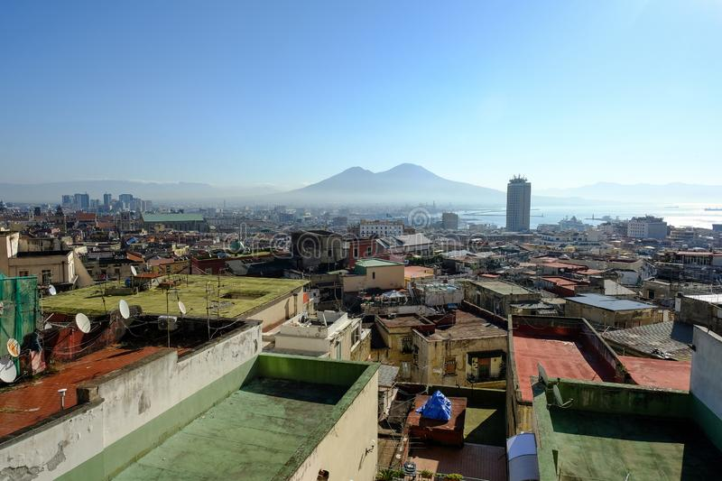 Buildings and architecture,NAPOLI stock image