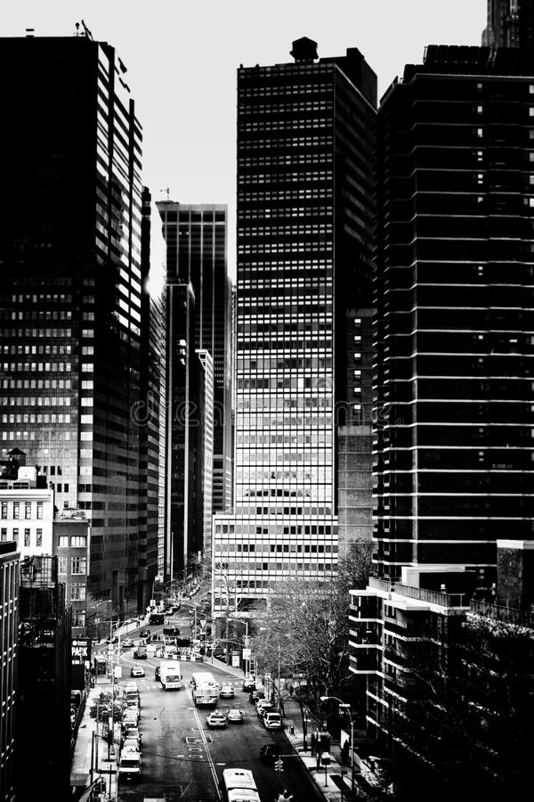 Buildings And City Grayscale Photo Free Public Domain Cc0 Image