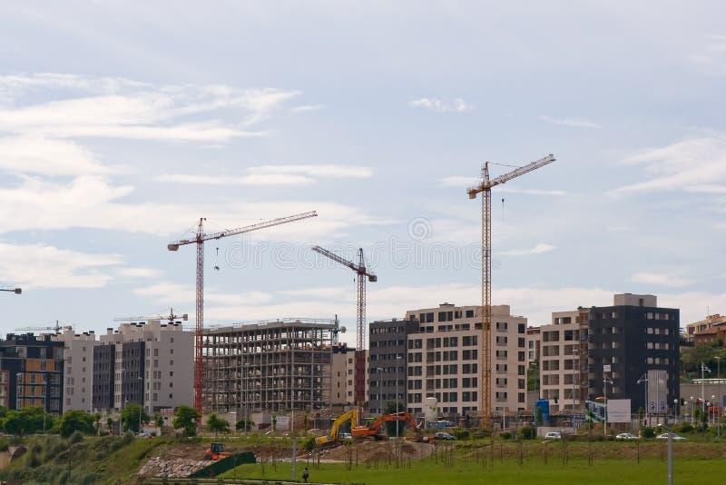Buildings construction
