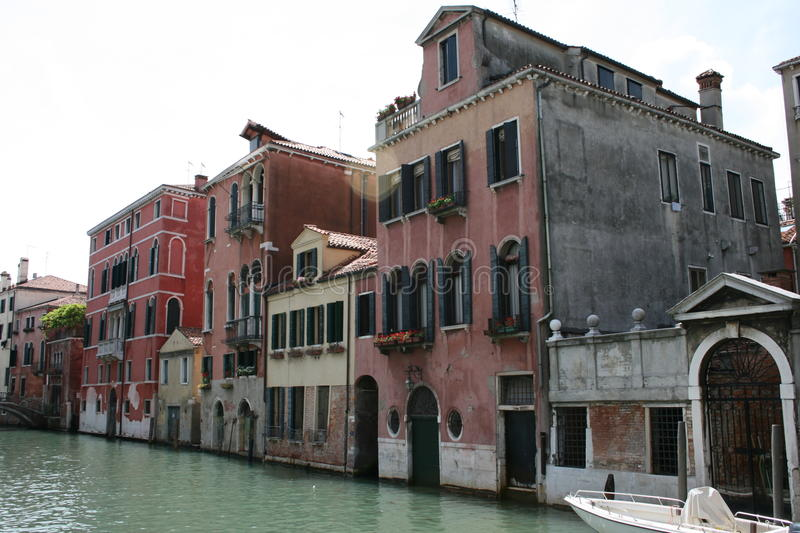 Download Buildings Located In Venice Royalty Free Stock Images - Image: 14926339