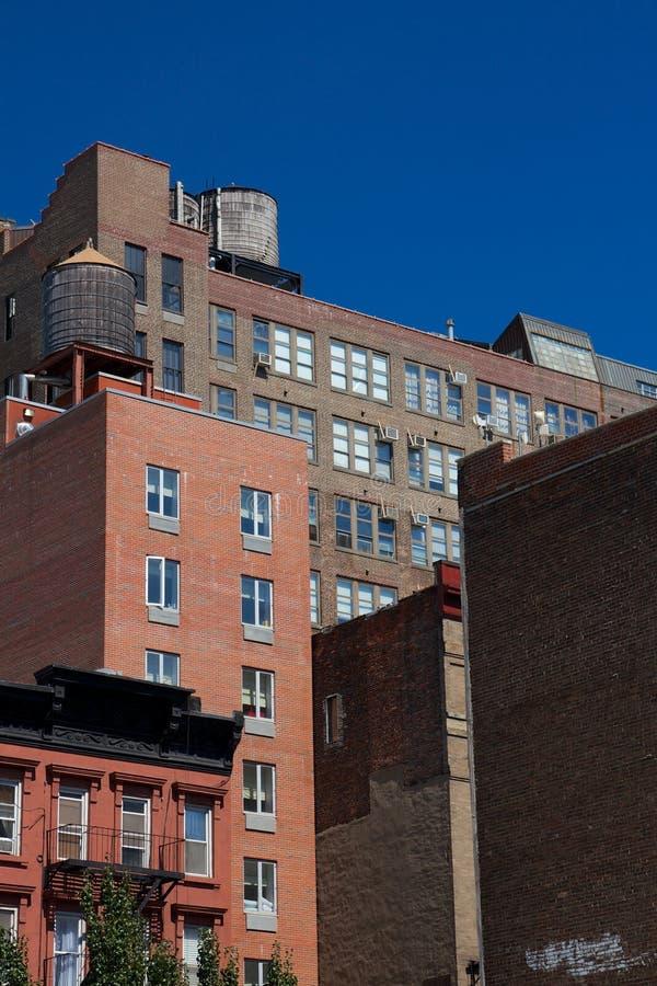 Buildings In New York City Stock Photo