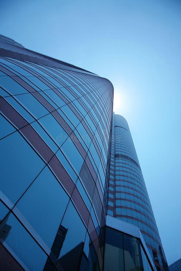 Buildings in perspective