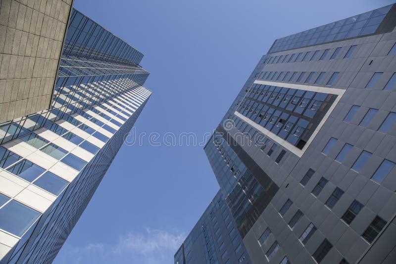 Buildings in Phoenix Arizona royalty free stock images