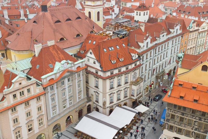 Buildings from Prague