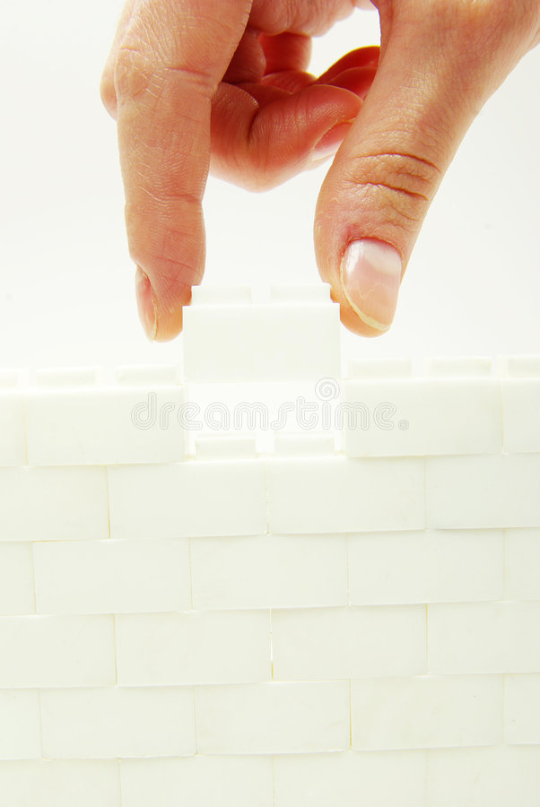 Built royalty free stock image