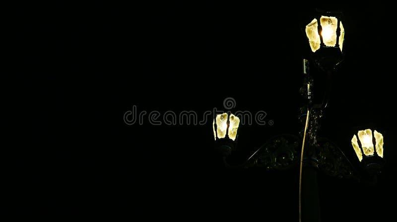 built ceiling lamp light shined textural under wall στοκ εικόνα με δικαίωμα ελεύθερης χρήσης