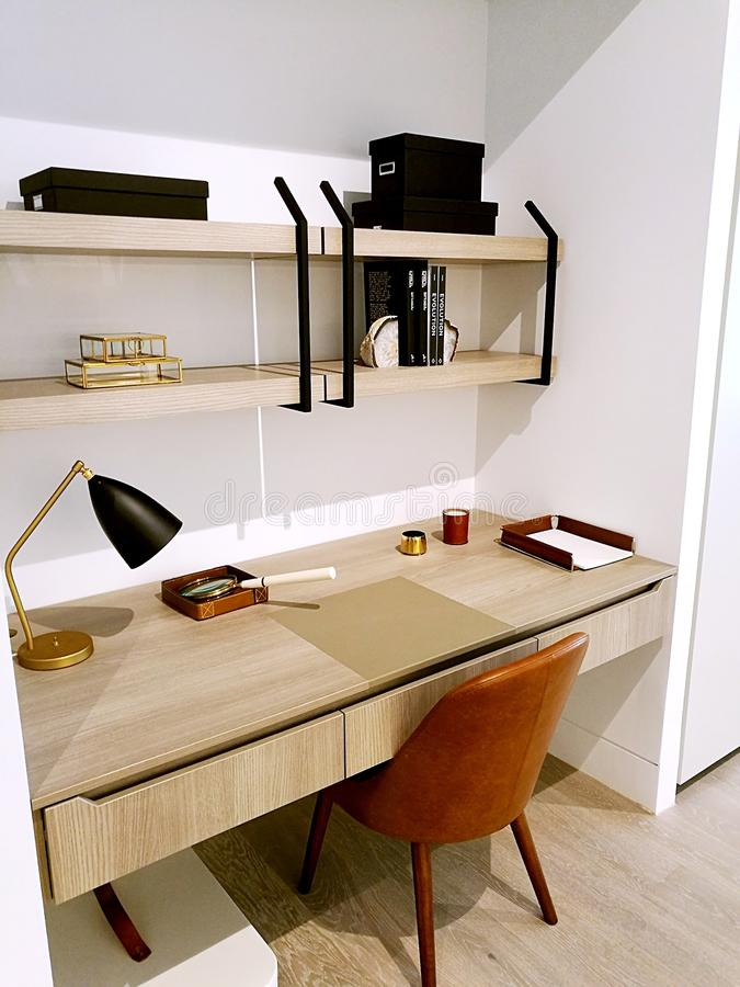Nice Design Study Room: Download 2 Royalty Free Photos
