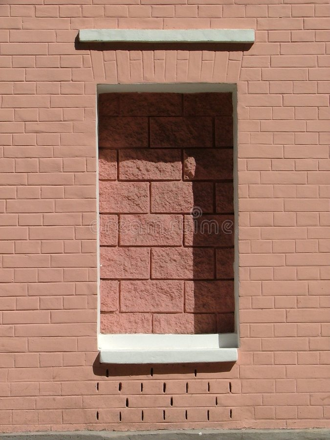 Download Built-in window stock image. Image of built, building, sill - 147183