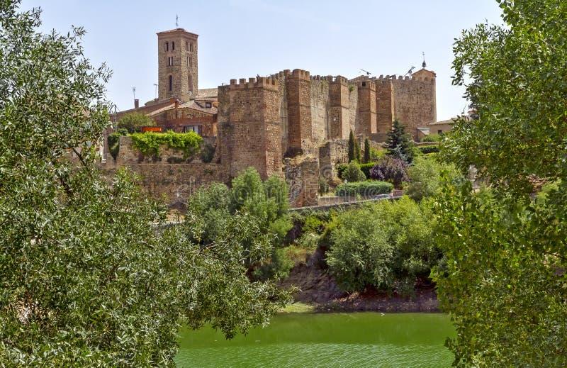 Download Buitrago Del Lozoya, Madrid Spain Stock Image - Image: 26808487