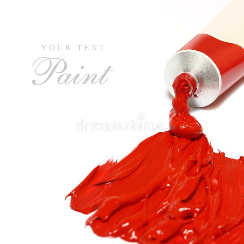 Buizen rode kleur stock afbeelding