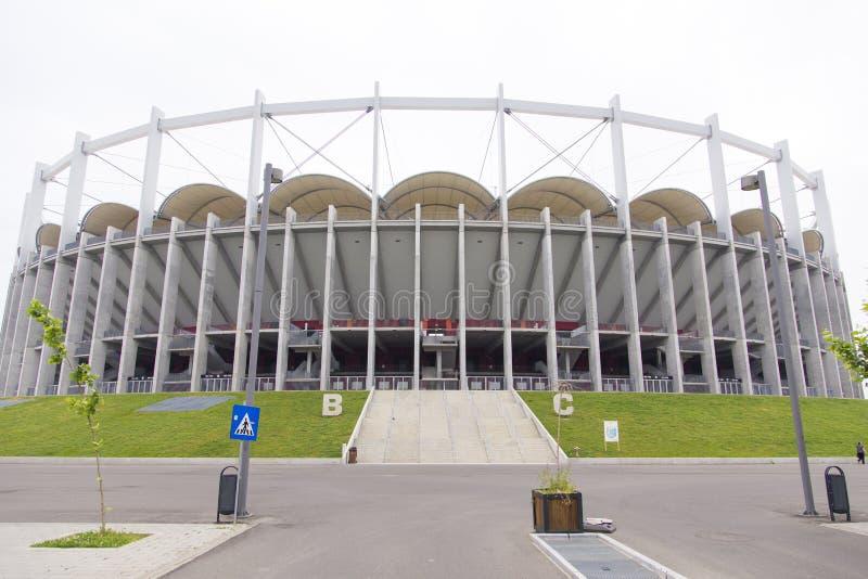 Bukarest-Staatsangehörig-Arena lizenzfreie stockfotos
