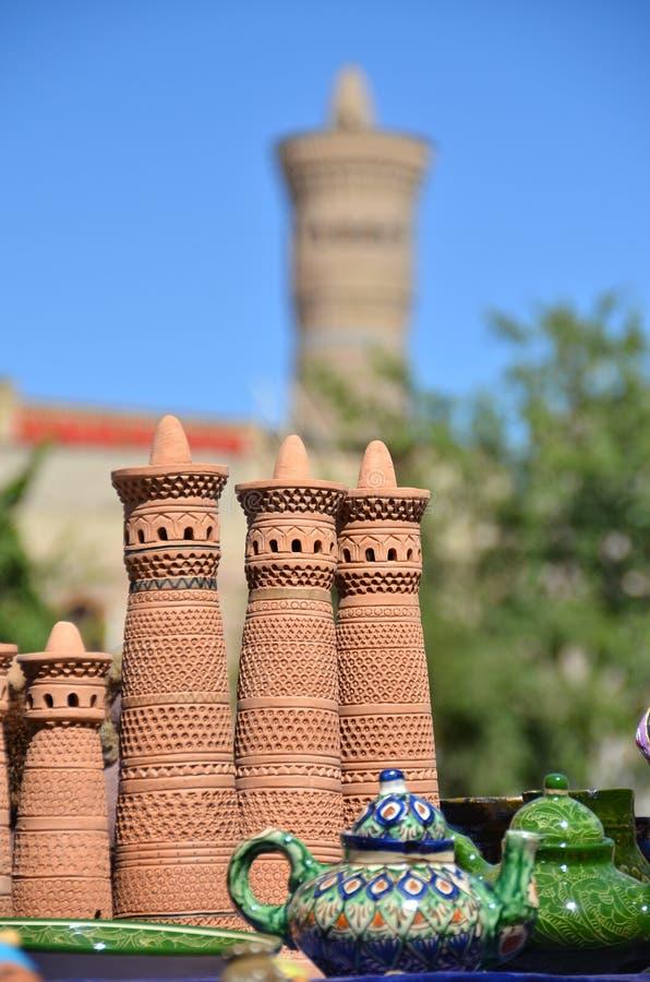 bukhara lizenzfreies stockfoto