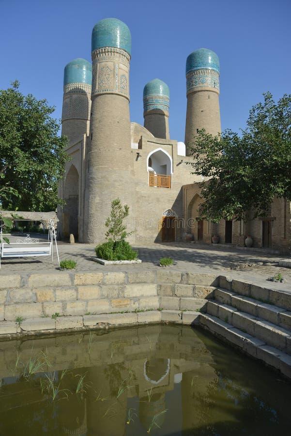 Bukhara, Chor nieletni - obraz stock