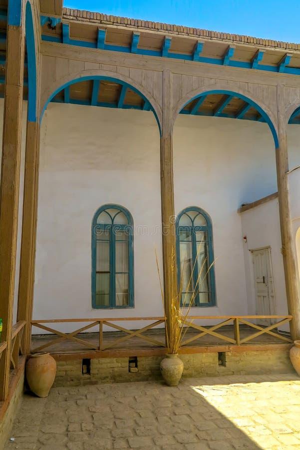 Bukhara gammal stad 11 arkivfoton