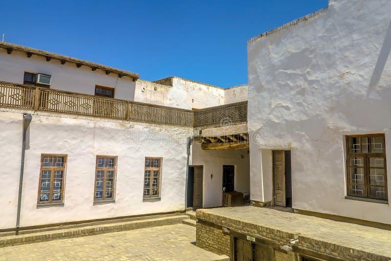 Bukhara gammal stad 15 royaltyfri foto