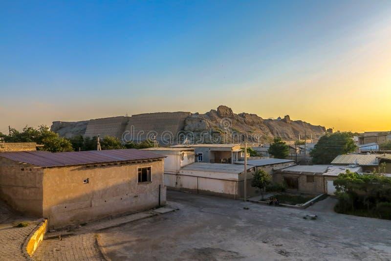 Bukhara gammal stad 119 arkivbilder