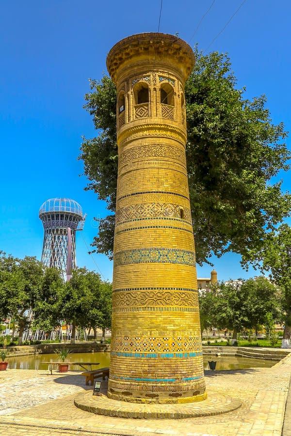 Bukhara gammal stad 28 arkivfoton