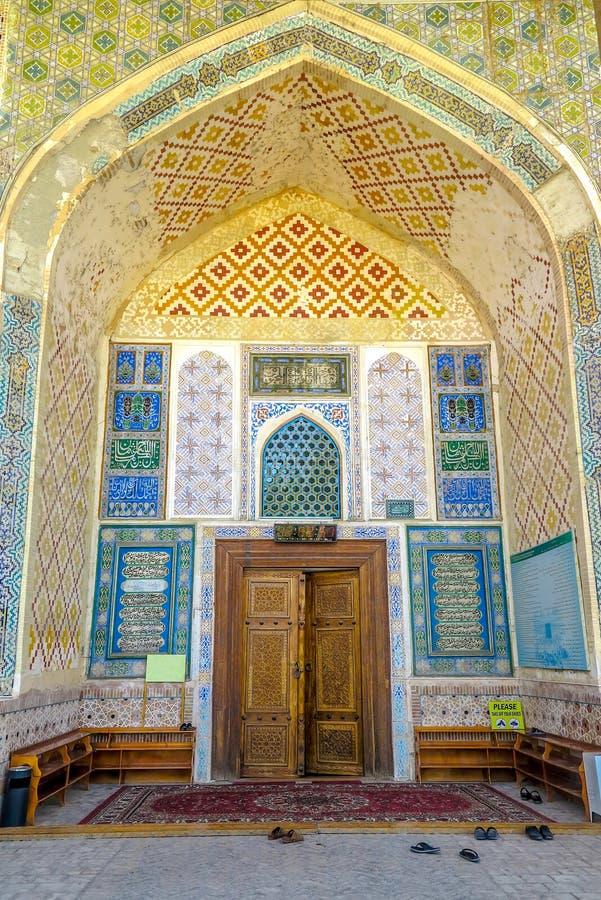 Bukhara gammal stad 32 arkivfoton