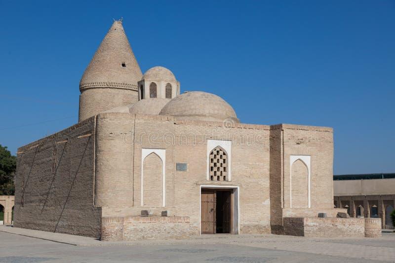bukhara meczet Uzbekistan obraz royalty free