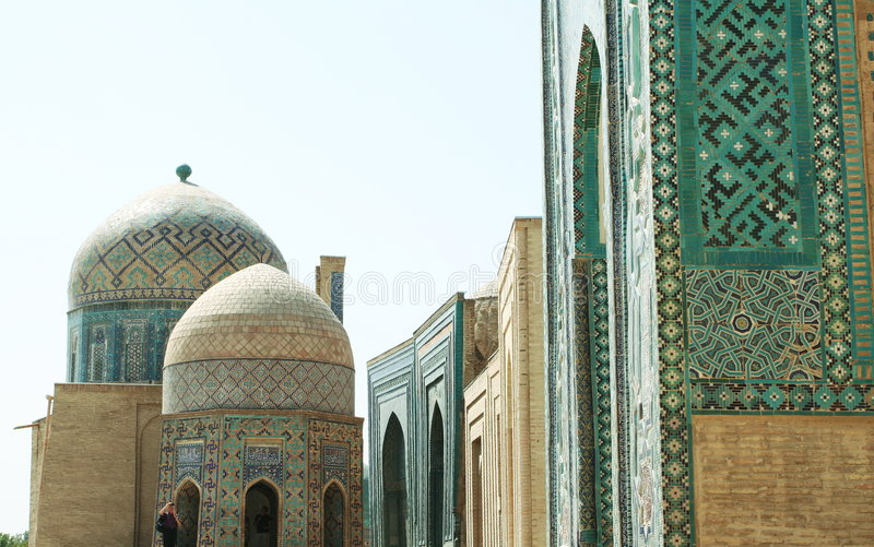 Bukhara palace royalty free stock photography