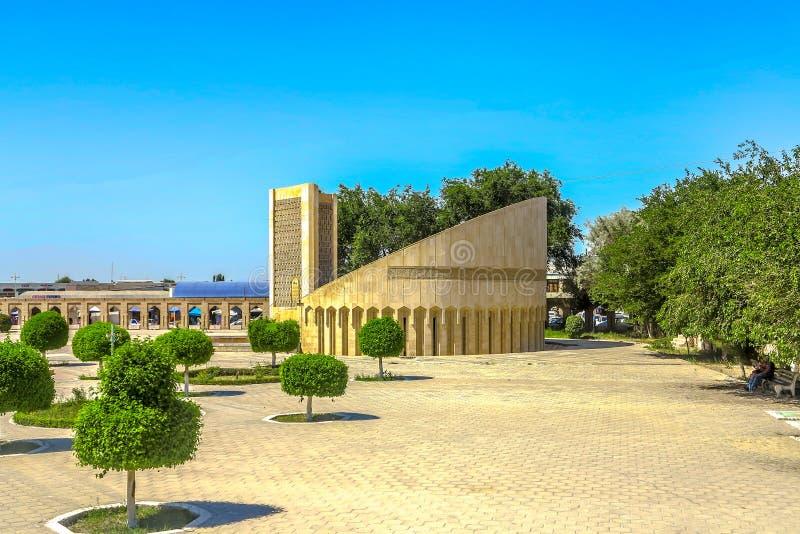 Bukhara Stary miasto 36 fotografia royalty free
