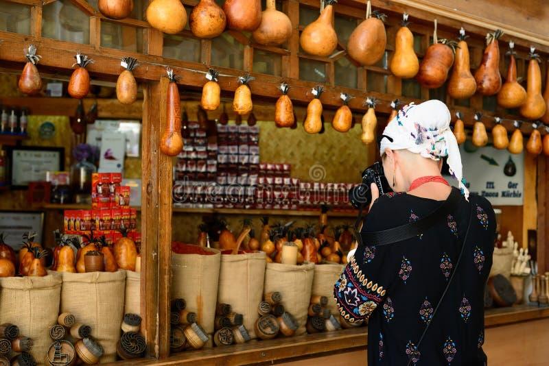 Bukhara, Uzbekistan, Jedwabnicza trasa obrazy stock