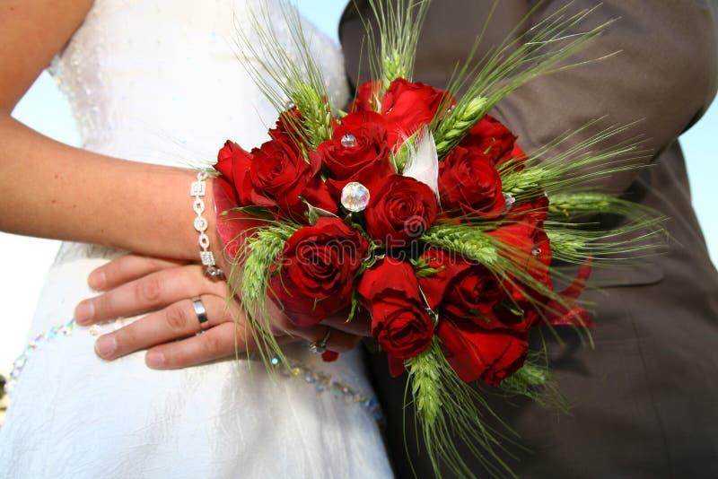 bukiet kwiatów fotografia stock