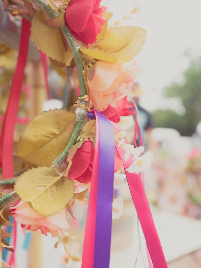 Bukiet róża kwiat, różowy colour z błękitem, czerwieni i bielu i obraz royalty free