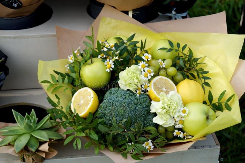 Bukiet warzywa zdjęcia stock