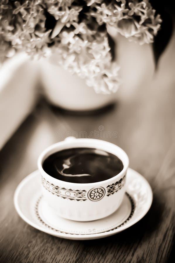 bukieta kawy sepia zdjęcie royalty free