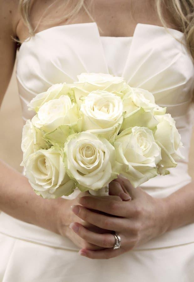 bukieta panny młodej kwiat zdjęcia stock
