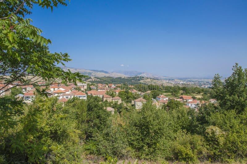Bukovo, Bitola-Gemeente, Macedonië royalty-vrije stock afbeelding