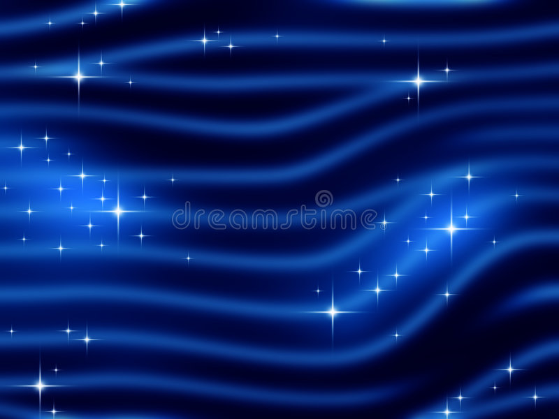 buktad svart blue för backgrou stock illustrationer