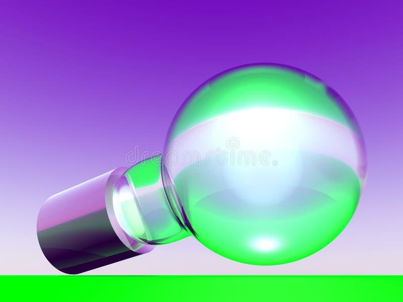 Bulb 22 stock image