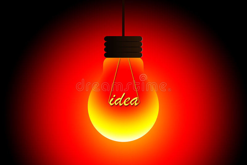 Download Bulb stock illustration. Image of power, eureka, discovery - 2303001