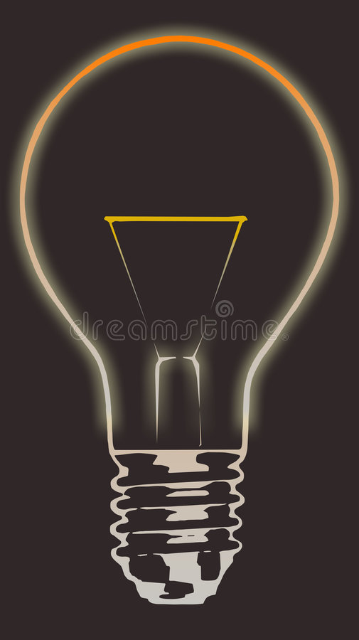 Download Bulb 3 Royalty Free Stock Photography - Image: 1405697