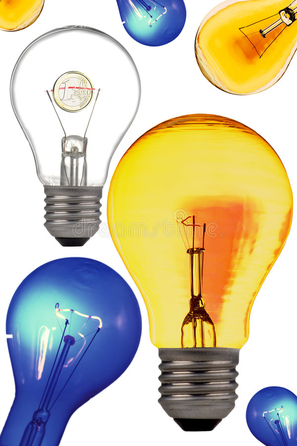 Bulb stock illustration