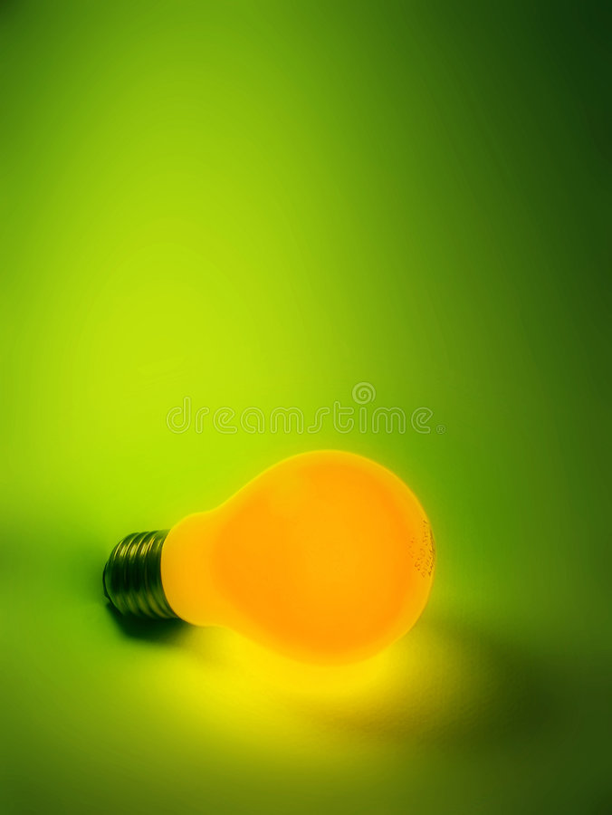 Bulb royalty free stock photography