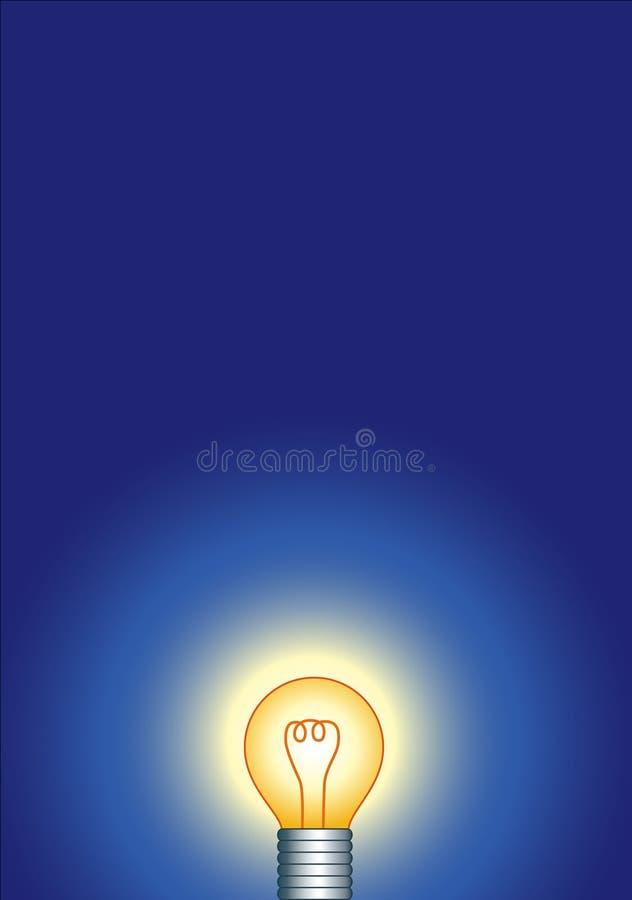 Bulb Idea Stock Photography