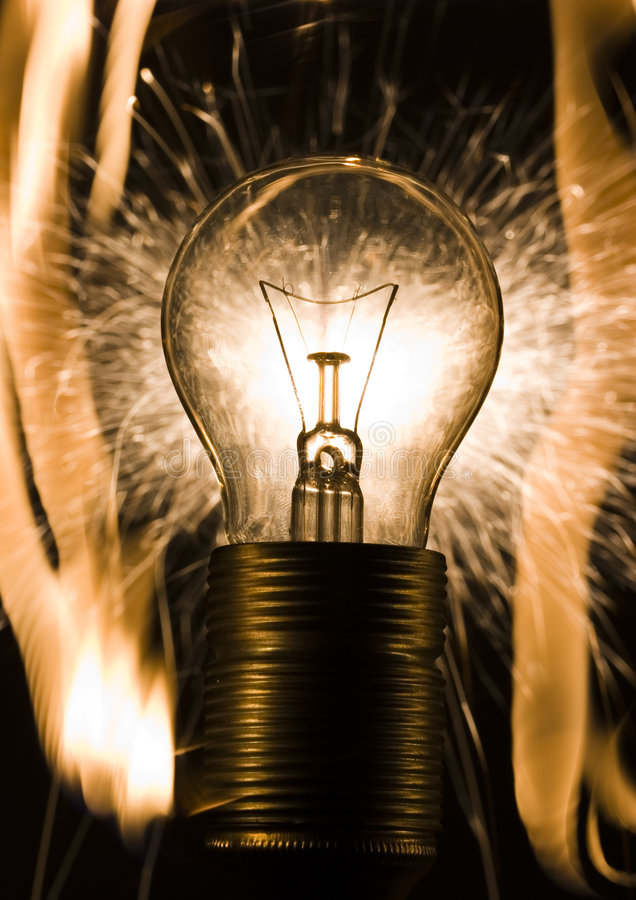 Download Bulb light stock image. Image of brain, lightbulb, light - 2310199