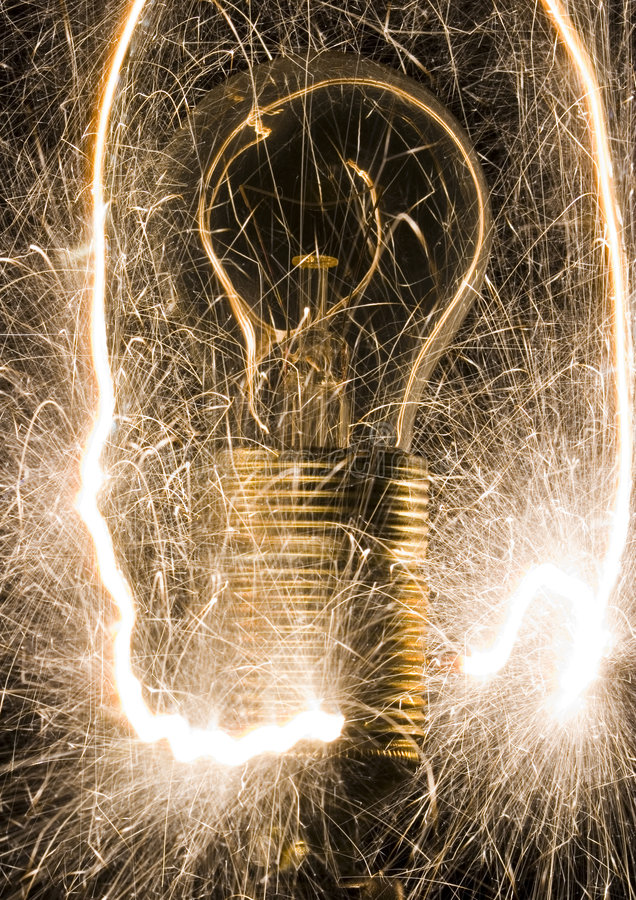 Download Bulb Light Stock Photography - Image: 2310252