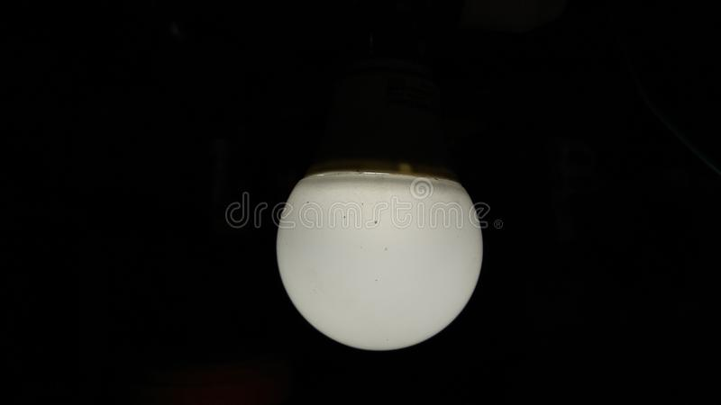 Bulb pic. Mobile Click pic stock photography