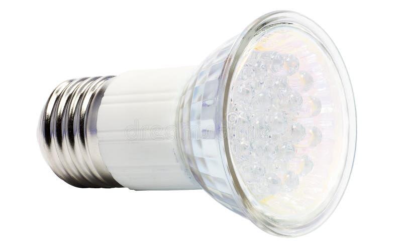 Bulbo ahorro de energía del LED imagen de archivo libre de regalías