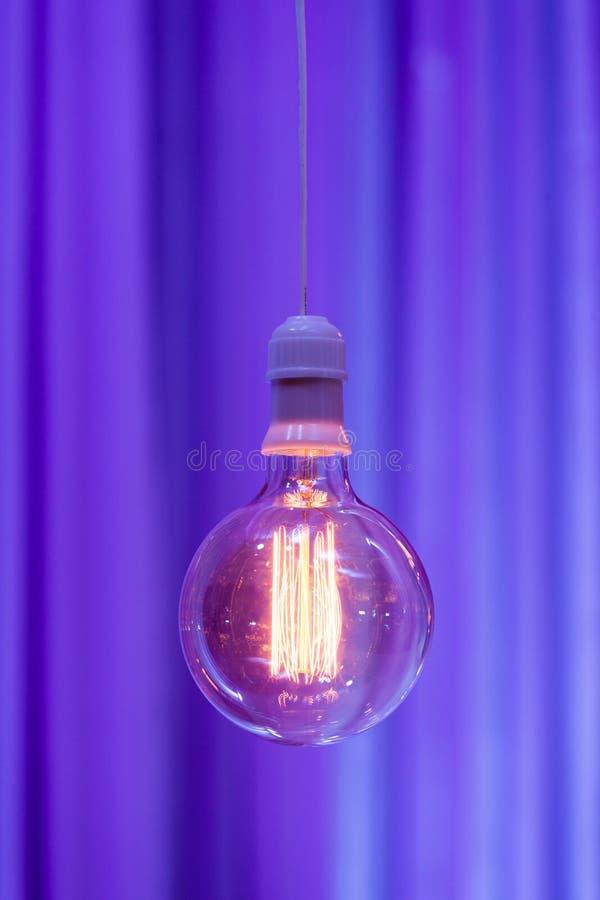 Bulbo de lámpara fotos de archivo libres de regalías