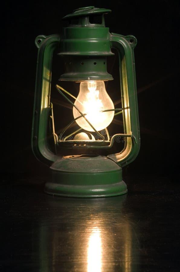 Bulbo verde fotos de archivo
