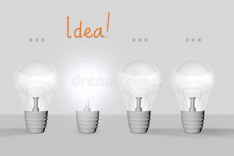 Bulbos, idea libre illustration